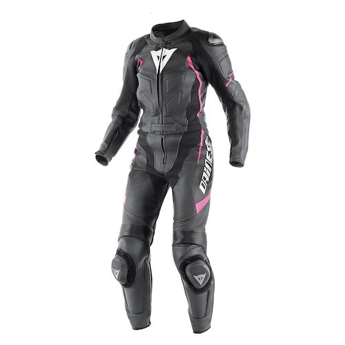 dainese avro d1 two piece women 39 s race suit revzilla. Black Bedroom Furniture Sets. Home Design Ideas