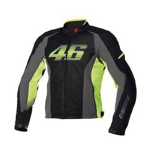 Dainese VR46 Air-Tex Motorcycle Jacket