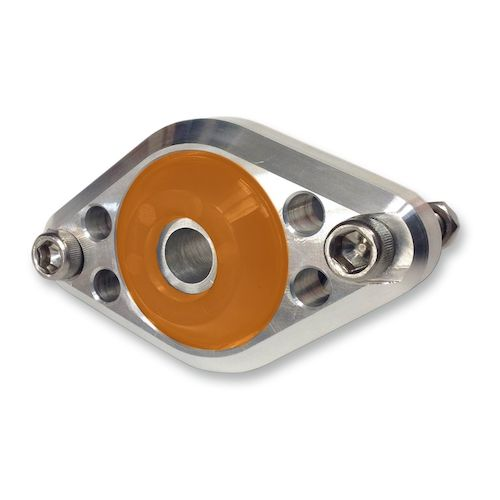 Alloy Art Gooden Tight Iso Front Motor Mount For Harley