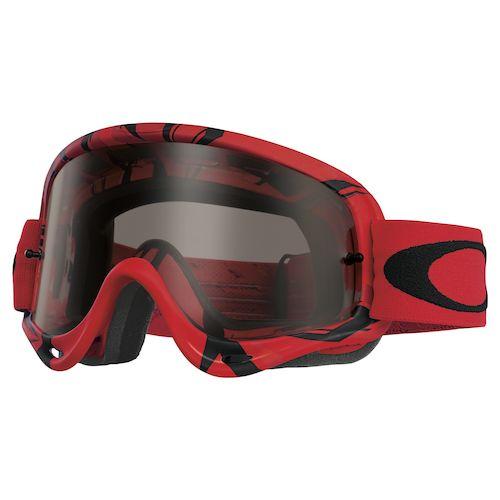 oakley o frame mx goggles intimidator redblack