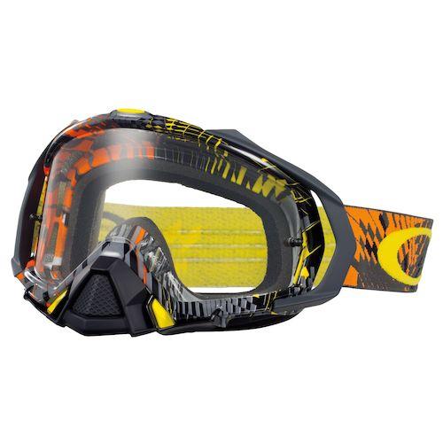 oakley motocross goggles  Oakley Mayhem Pro MX Goggles - RevZilla
