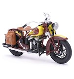 New Ray Toys 1937 Indian Sport Scout 1:12 Model