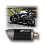 Graves Oval Slip-On Exhaust Yamaha R6 2006-2014