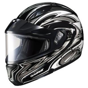 HJC CL-Max 2 BT Atomic Snow Helmet - Dual Lens
