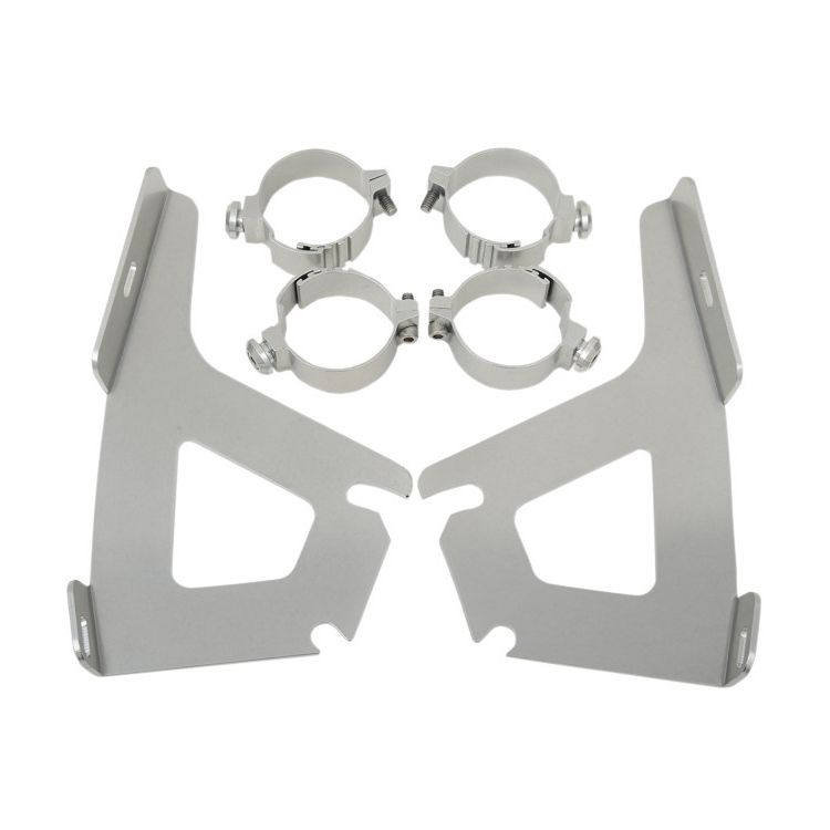 Memphis Shades Fats/Slim Quick-Change Mount Kit For Victory Hammer / Kingpin 2004-2015