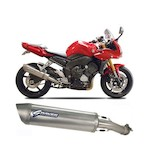 Graves Motorsports Oval Slip-On Exhaust Yamaha FZ1 2006-2014