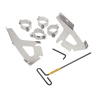 Memphis Shades Fats/Slim Quick-Change Mount Kit For Victory