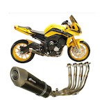 Graves Oval Exhaust System Yamaha FZ1 2006-2014