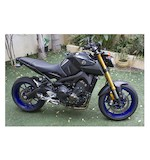 Graves Hexagonal Exhaust System Yamaha FZ-09 2014-2015