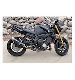 Graves Oval Slip-On Exhaust Yamaha FZ8 2008-2012
