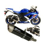 Graves Oval Slip-On Exhaust Suzuki GSXR 600 / GSXR 750 2006-2010