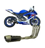Graves Oval Exhaust System Suzuki GSXR 750 2006-2010