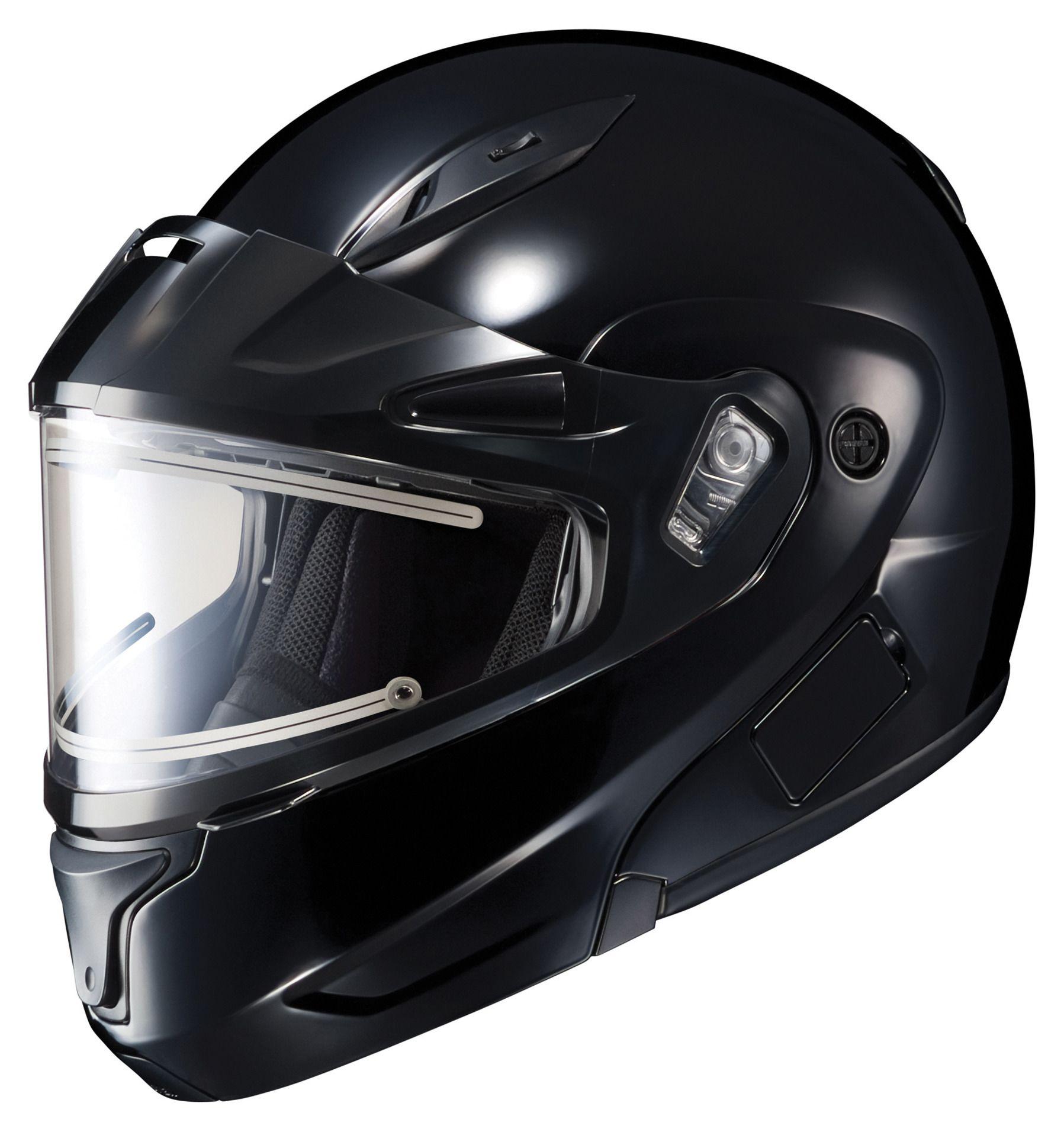 Yamaha Dual Sport >> HJC CL-Max 2 BT Snow Helmet - Electric Shield | 20% ($48 ...