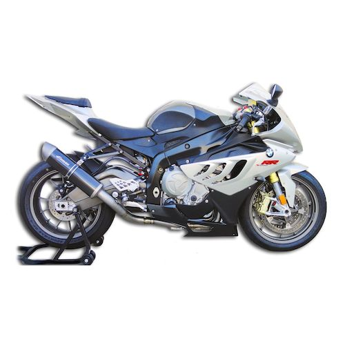 Graves Oval Exhaust System BMW S1000RR 2010-2013