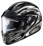 HJC CL-Max 2 BT Atomic Snow Helmet - Electric Shield