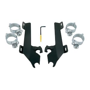Memphis Shades Batwing Fairing Trigger-Lock Mount Kit For Victory Hammer Kingpin 2004-2015