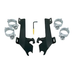 Memphis Shades Batwing Fairing Trigger-Lock Mount Kit For Victory