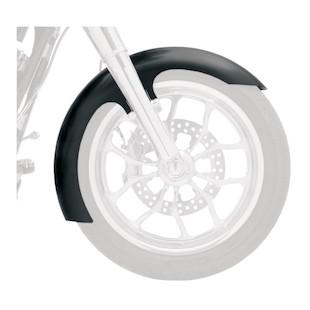 """Klock Werks Slicer Tire Hugger Series 16""""/17""""/18"""" Front Fender For Victory 2010-2014"""