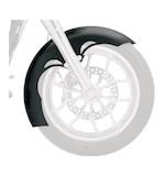 """Klock Werks Tude Tire Hugger Series 16""""/17""""/18"""" Front Fender For Victory 2010-2014"""