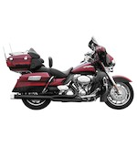 Rush 2-Into-1 Exhaust System For Harley Touring 2009-2014