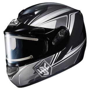 HJC CS-R2 Seca Snow Helmet - Electric Shield (Size SM Only)
