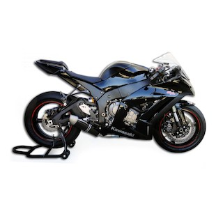 Graves Oval Slip-On Exhaust Kawasaki ZX10R 2011-2014