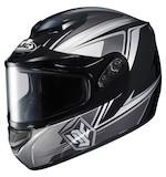 HJC CS-R2 Seca Snow Helmet - Dual Lens