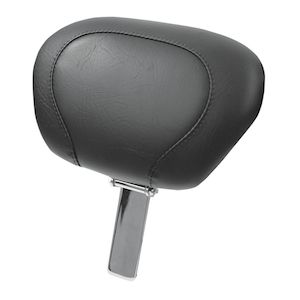 Mustang Wide Vintage Touring Seat Backrest For Victory