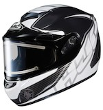 HJC CS-R2 Injector Snow Helmet - Electric Shield