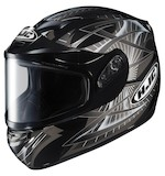 HJC CS-R2 Storm Snow Helmet - Dual Lens