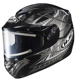 HJC CS-R2 Storm Snow Helmet - Electric Shield