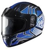 HJC CL-Y Youth Redline Snow Helmet - Dual Lens (Size SM Only)