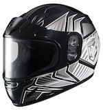 HJC CL-Y Youth Redline Snow Helmet - Dual Lens