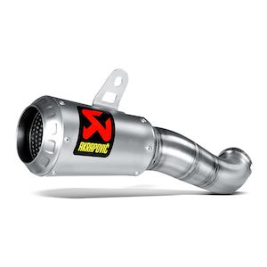 Akrapovic GP Slip-On Exhaust Yamaha R3 2015-2018