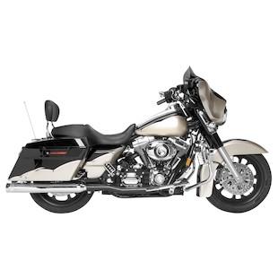 Rush True Dual Headers For Harley Touring 1985-2008