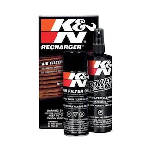 K&N Recharger Aerosol Air Filter Cleaning Kit