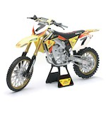 New Ray Toys Yoshimura Suzuki RM-Z450 James Stewart 1:6 Model