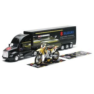 New Ray Toys Yoshimura Suzuki James Stewart Team Gift Set