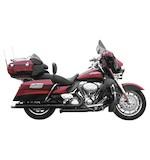 Rush True Dual Headers For Harley Touring