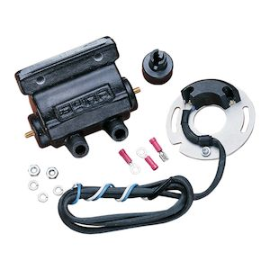 Dynatek Dyna S Dual Fire Ignition Kit For Harley 1970-1999