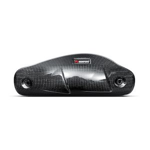 Akrapovic Heat Shield Ducati Hypermotard / Hyperstrada 2013-2018