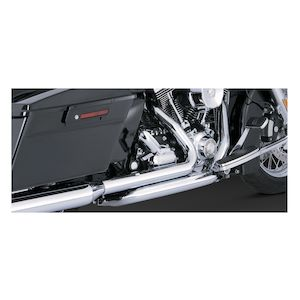 Vance & Hines Dresser Duals Headers For Harley Touring