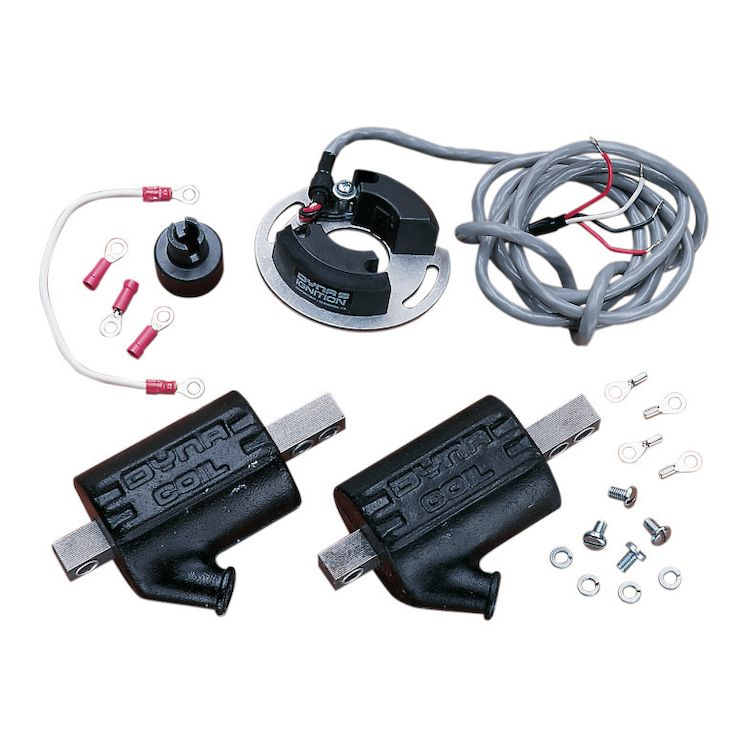 Dynatek Dyna S Single Fire Ignition Kit For Harley 1970-1999