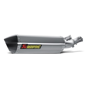 Akrapovic Slip-On Exhaust Honda VFR1200 2010-2013