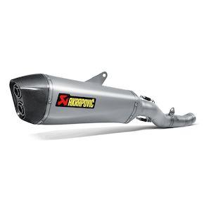 Akrapovic Slip-On Exhaust Kawasaki Concours 14 2008-2018