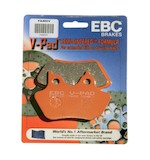 EBC Brakes Semi-Sintered Front/Rear Brake Pads For Harley 2000-2007
