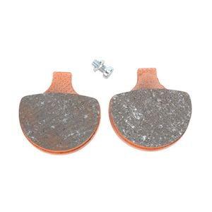 EBC Brakes Semi-Sintered Front Brake Pads For Harley 1984-2010