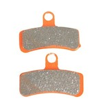 EBC Brakes Semi-Sintered Front Brake Pads For Harley Dyna/Softail 2008-2015