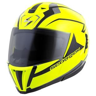 Scorpion EXO-900X Hi-Viz Motorcycle Helmet