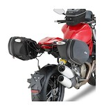 Givi TE7404 Easylock Saddlebag Supports Ducati Monster 1200/S